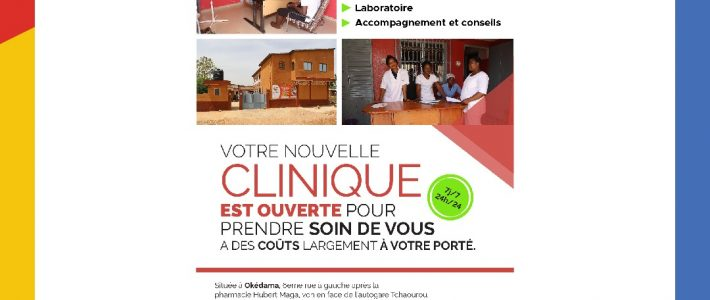 Conception d'un flyer A5