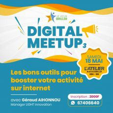 DIGITAL MEETUP #3