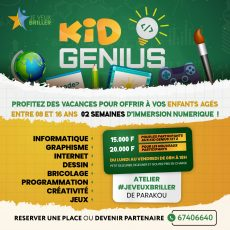 Kid Genius Extralarge