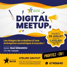 Digital Meetup #5
